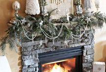 Fireplace / by Patricia Gasparino