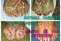 pedicure / diseños en los pies