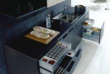 Designer Küche / Eine Küche muss nicht nur Funktional sein. Immerhin verbringen wir einen Großteil unserer Freizeit darin.