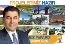 Mustafa Sever'in Mersin Projeleri / Mustafa Sever'in Mersin Projeleri