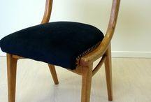 Bekleding stoel