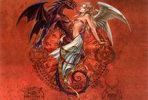 Gothic Art / by Raven Blackfyre