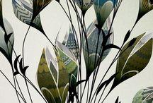 ART - Leaves & Trees
