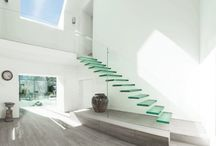 Amazing Staircases / Different types of staircases for your home