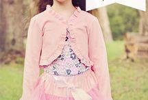 kleertjes maken Lotte