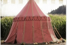TENTING / by Alicia Kittelson