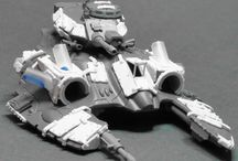 Conversions and modelling