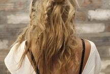 HAIR & MAKEUP  / by Mariana Fernandez Puerta