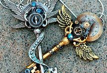 Steampunk / Various steampunk art