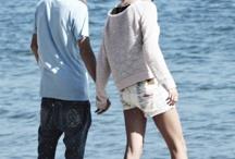Justin Bieber & Selena Gomez / by Tracy Sara