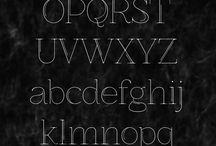 Letras / Lettering