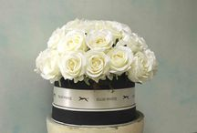 Faux Flower Hatbox Arrangements / Ellie White's Faux Flower Hattbox Arrangements board showcases the beauty of hatbox arrangements, which are so versatile and portable. They can be placed anywhere in the house or office to brighten up a corner, or highlight a feature. Hatbox arrangements are also a perfect gift for a friend or loved-one.