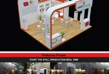 All New Type Stall design and Fabrication.