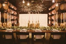 golden touch / ways to add a touch of opulence to your wedding theme!