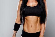 Ashley Horner--inspiration!  / awesome fitness inspiration