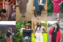 Plus Size Fashion Gods / plus size and curvy girl fashion inspiration