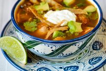 Soups / Recipes for delicious soups!