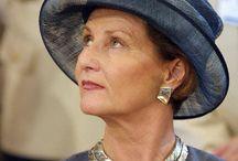 Blauw bloed = Queen Sonja * Noorwegen
