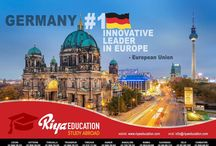 STUDY ABROAD IN GERMANY / Most attractive location for students worldwide.  Students who wish to study in Germany get in touch with Riya Education. #studyinGermany #whystudyinGermany #Germany #educationinGermany #abroadeducationinGermany #consultants #educationconsultants #educationconsultantsforgermany