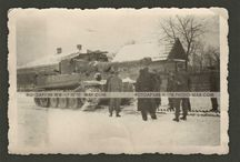 Tigers and Panthers! - German WW II AFVs, rare pics from ebay.de sellers