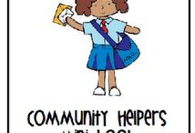 Preschool-Community Helpers / by Stacy Moynahan Paradiso