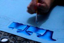 Pintura em Tecido / pintura em tecido