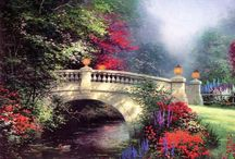 Art: Thomas Kinkade