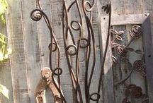ferns sculpture