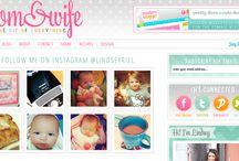 <3 Blogging