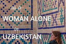 Travel - Uzbekistan
