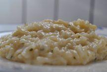 Risotto comida italiana