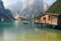 Valdaora - Olang - südtirol - Lago di Braies e Lago di Dobbiaco / Vacanza in #Valdaora - #olang nelle dolomiti del #südtirol fra #Plan de corones, #Brunico, #San candido e #Dobbiaco. Visita al lago di #Braies e Lago di #Dobbiaco. #Braies Lake e #Dobbiaco Lake