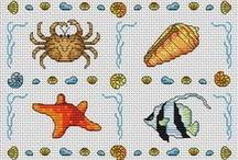cross stitch / by Lisa Tullos