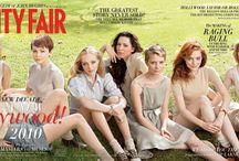 Vanity Fair групповые фото