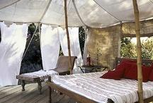 Tents.Treehouses.Gazebos / by carol emma
