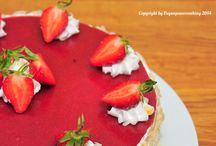 Vegan Torten/Kuchen
