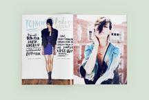 Magazines / by Melinda