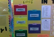 classroom-organization / by LisaRebecca