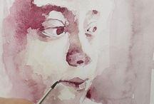 AQUARELLE / tutoriel vidéo et articles sur la peinture aquarelle