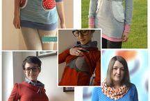 ladies sewing pattern