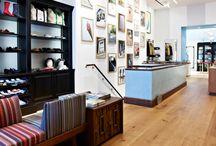Paul Smith PC Hooftstraat / Paul Smith in de PC Hooftstraat voor kleding en schoenen voor zowel de man als de vrouw