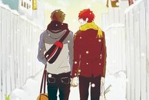 My Shipping / There is ♤some♤ shounen ai but most are straight ♡