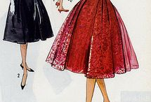 Patterns for the Dress