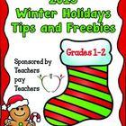 Winter Holidays & Crafts