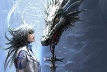 Hommes et Dragons