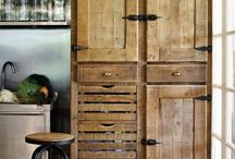 Repurposed Pallets / by Nancy Jones
