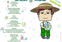 22 April - Earth Day / 22 April - Earth Day