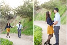What to Wear / What to wear for engagement photos.