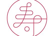 ライン デザイン ロゴ