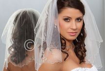 Short Bridal Veils / by Cassandra Lynne